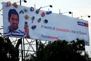 Kiosks Advertising in Ahmedabad