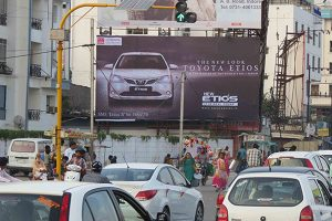 Outdoor Advertising Company in Vadodara
