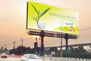 Outdoor Advertising Company in Valsad