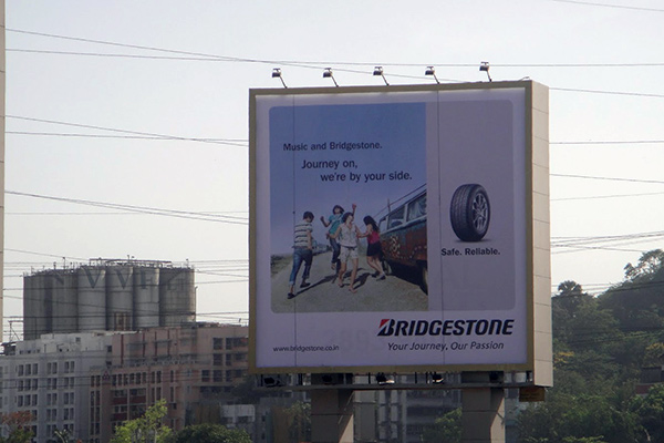 Outdoor Hoarding in Ahmedabad