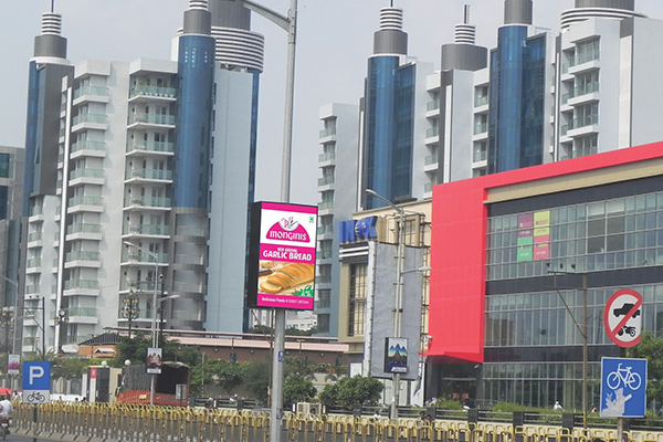 Hoardings in Palanpur