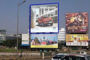 Pole Kiosks Advertising Agency