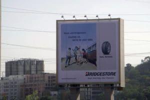 hoarding advertising supplier in gujarat