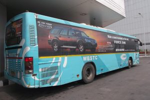Overhead Gantry Advertising Service