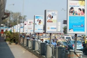 outdoor advertising kiosk manufacturer at wholesale price in ahmedabad