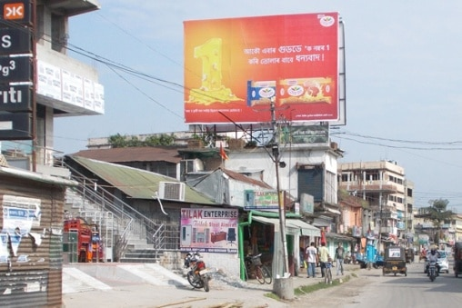 outdoor hoarding advertisement supplier in vadodara